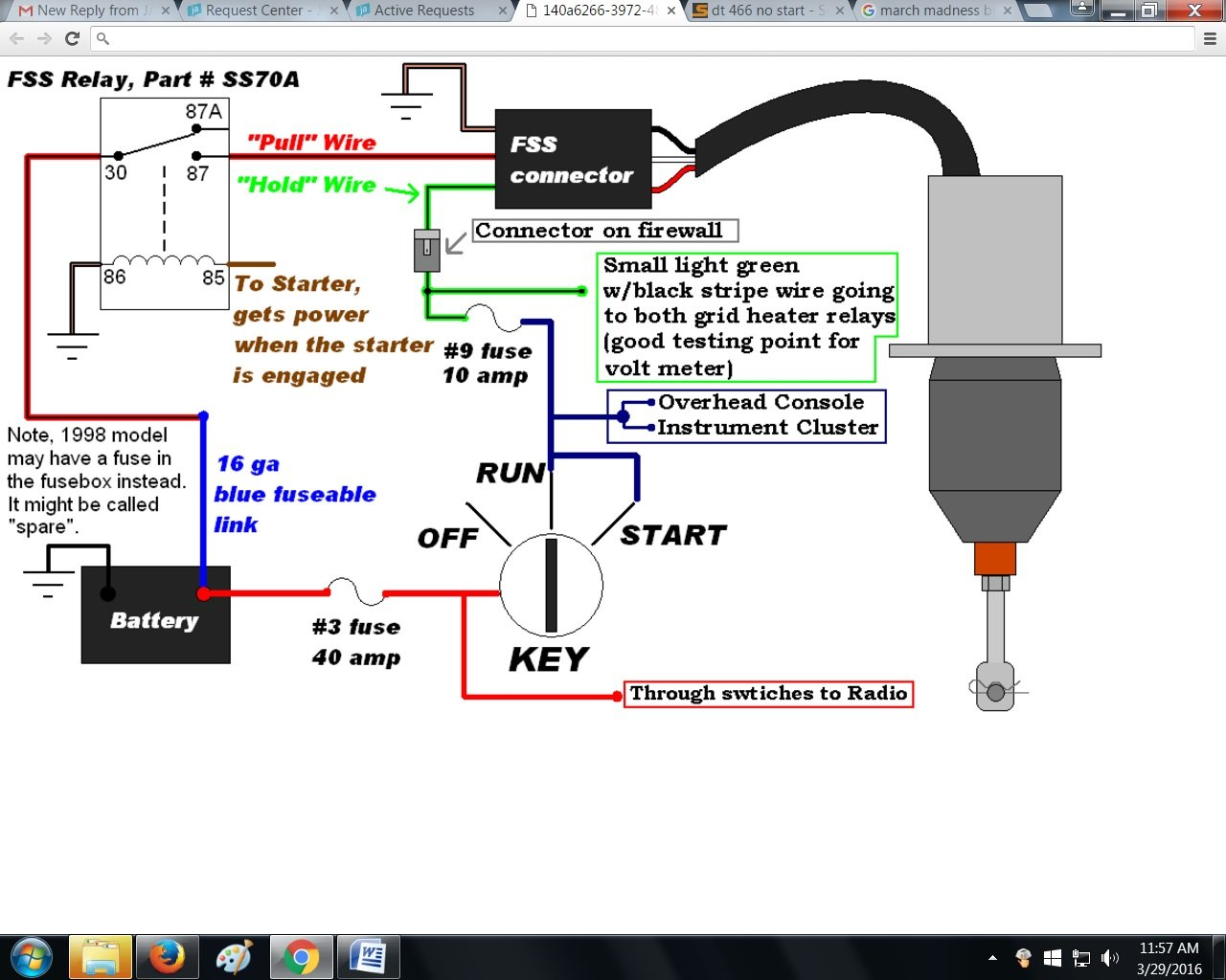 Fuel Stop Solenoid Wiring Diagram | Wiring Schematic Diagram ...  Wire Solenoid Wiring Diagram Shut Down on fireplace shut off valve diagram, 300 cummins engine diagram, isx cummins wire diagram, 12 valve cummins engine diagram,