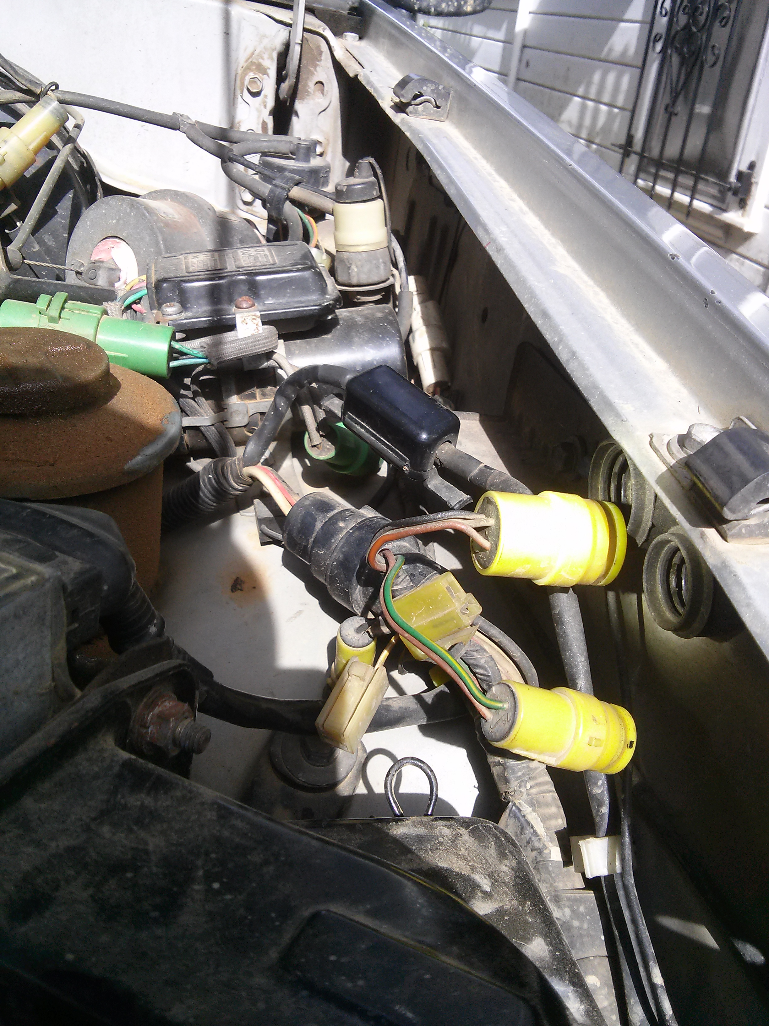 1986 4runner 22rte, starts on second try when the engine is