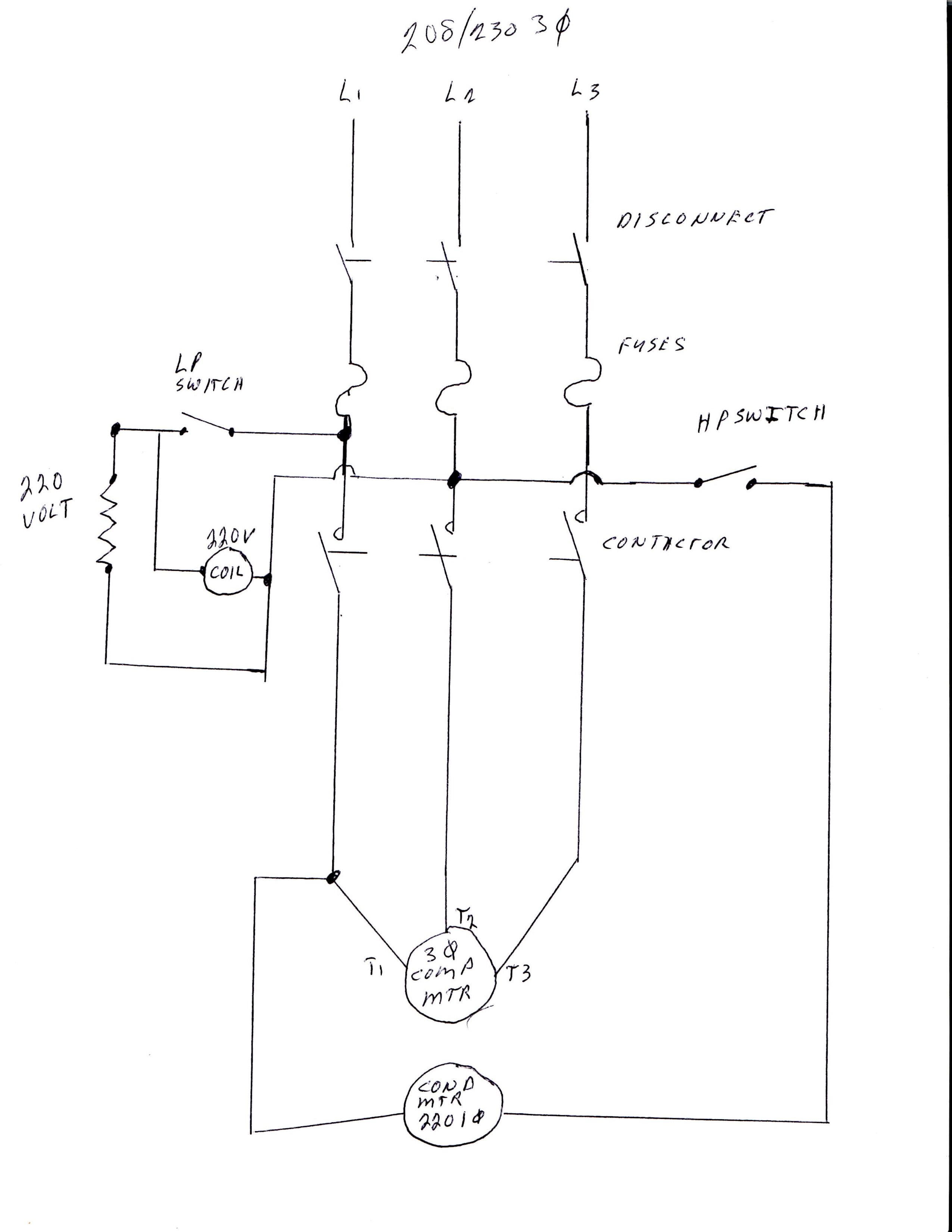 img006 i have a kae1 0050 tac copelametic compressor unit 208 230 volt 3