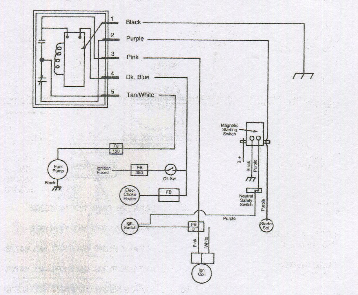 wiring diagram 1985 winnebago lesharo 1985 winnebago parts