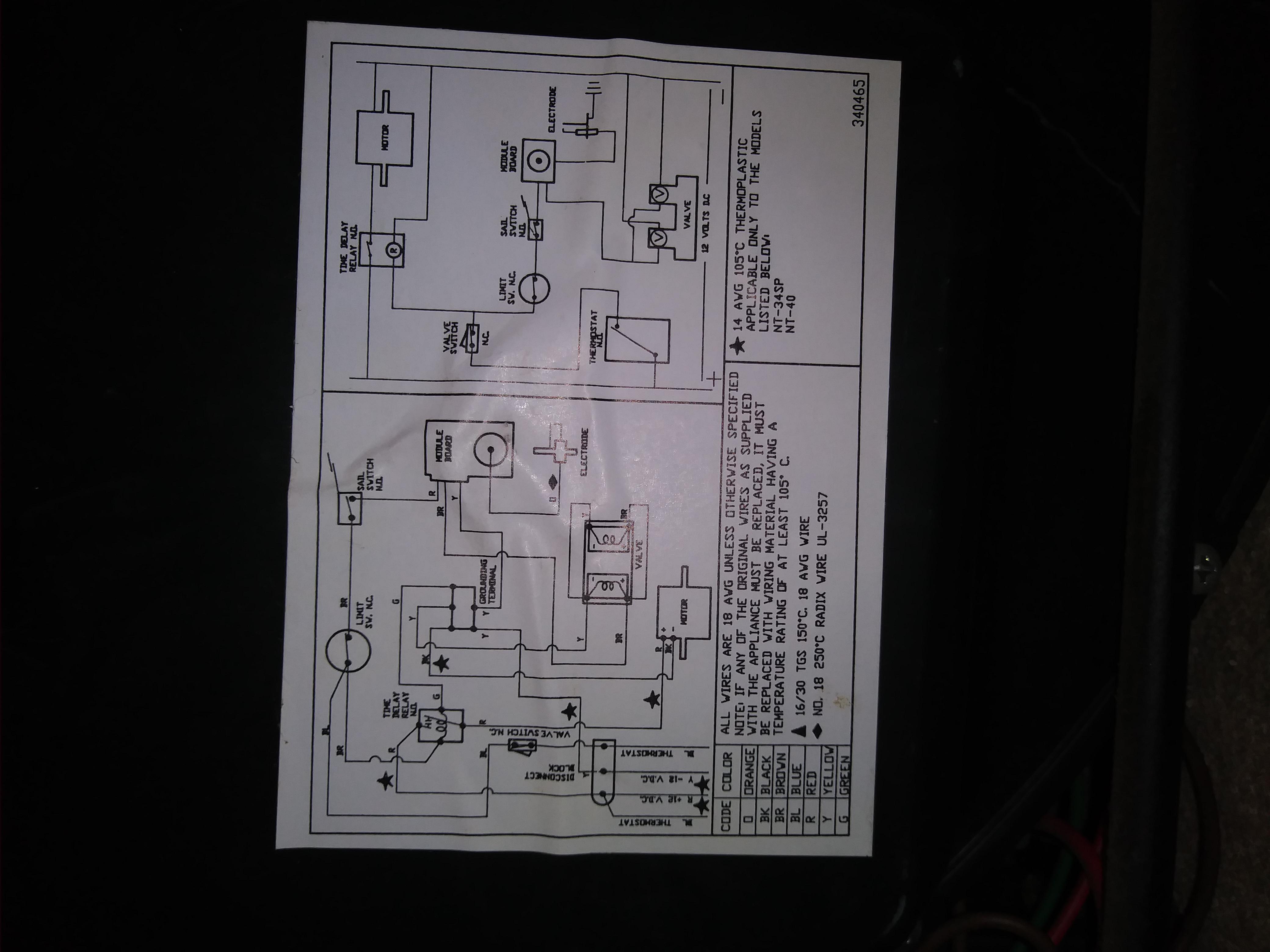 Star Wiring Diagram 1997 Allegro. . Wiring Diagram on