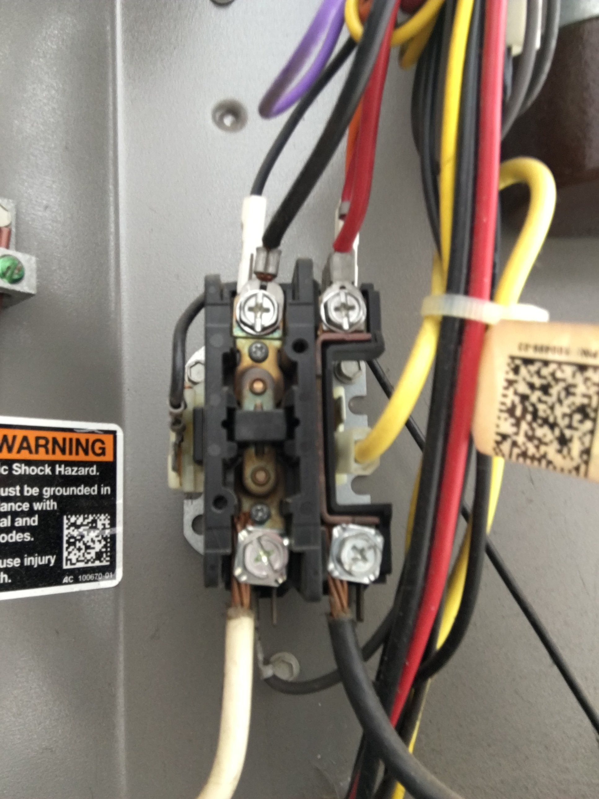 My HZ311 Honeywell unit had a zone 3 red light  What does
