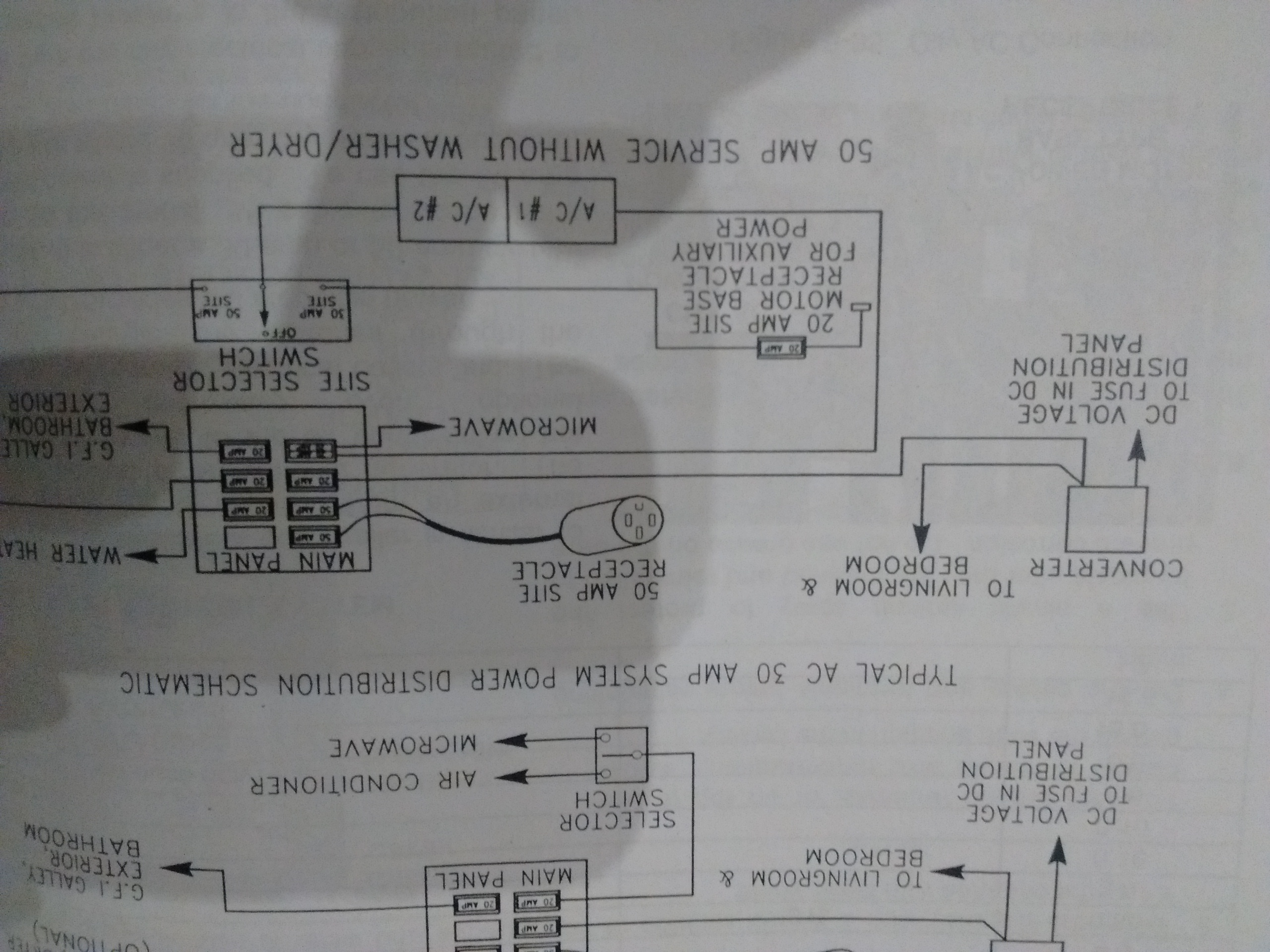 I m looking for a wiring    diagram    for a 2000 Alpha Ideal 33