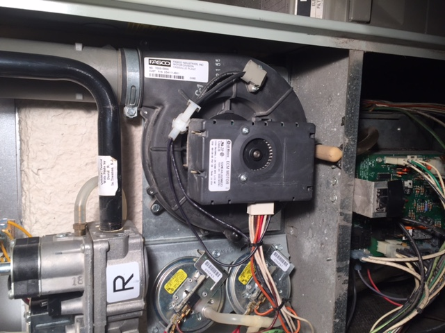 Trane XV90 won't come on  Error light flashes 3 times which