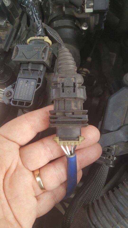Just replaced the motor in a Chevy Cruze 2013  Runs good the problem